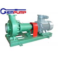 Wholesale IHF type Clean Water Pump luorine plastic corrosion resistant chemical pump from china suppliers