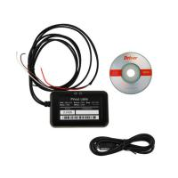 Wholesale V3.0 Truck Diagnostic Cable , Truck Adblue Emulator 8 in 1 Diagnostic with NOx Sensor Programing Adapter from china suppliers