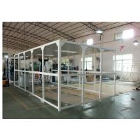 Wholesale Biological Lab Modular Softwall Clean Room Class 10000 , Hospital Pharmacy Clean Room from china suppliers