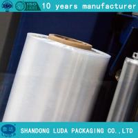 Wholesale cheaper price LLDPE pallet shrink wrap from china suppliers