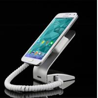 China COMER Security floor Display metal Stands, Stand Alone cellphone self-alarm display on sale