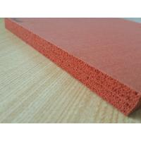 Wholesale High Quality Silicone Sponge Rubber Sheet, Silicone Foam Rubber Sheet for Ironning Table from china suppliers