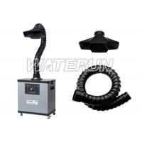 Wholesale One Arm 80W Bench Top Fume Extractor Welding , low noise Air Purifying Machine from china suppliers
