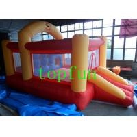 Wholesale Customized Jump And Slide Bouncer Rental , Commercial Inflatable Bounce House from china suppliers