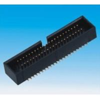 Wholesale guangdong replacement 1.27x2.54mm pitch female box Header connectors from china suppliers