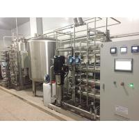Wholesale Fda Standard Pharmaceutical Water Treatment Plant 2 Stages Reverse Osmosis System from china suppliers