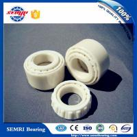 Quality High Speed Full Complement Ceramic Bearing 1205 Self-Aligning Ball Bearing for sale