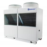 Wholesale Air Conditioning R410A Refrigerant Modular Air Cooled Heat Pump Unit 63-252kW from china suppliers