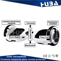 Buy cheap White 2 Wheel Self Balance Scooter Electric Self Balancing Board with Benz Wheel from wholesalers