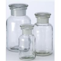 Wholesale 60L Water, suger Storage clear or Customized color Big Sealed Glass Jars / glassware from china suppliers