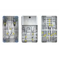 Wholesale Mini Plates Surgical Instrument Kit Tap HA 2.0  For Finger / Plam / Facial from china suppliers