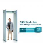 Wholesale Indoor access control Walk Through metal detector door Body Scaner from china suppliers