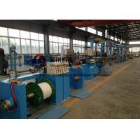 Wholesale Plastic Wire Extruder Machine For Electric Wire Insulated Sheathing  Wire Dia 5.0-20mm from china suppliers