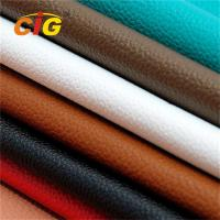 Wholesale Anti - Tear PU And PVC Artificial Leather Waterproof Durable For Furniture / Chair / Sofa from china suppliers