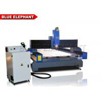 Wholesale Hign Speed Indusrrial Cnc Router Stone Engraving Machine Stainless Steel T - Slot Table from china suppliers