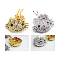 Wholesale Jewelry  Hello Kitty Fancy USB Flash Pen Drive 8gb For Wedding Gift from china suppliers
