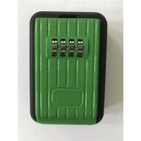 Wholesale Four Wheel Combination Waterproof Outdoor Key Safe Box for Multiple Keys or Cards from china suppliers