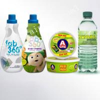 Wholesale Waterproof Non Adhesive Pvc Shrink Sleeve Labels For Plastic Bottles from china suppliers