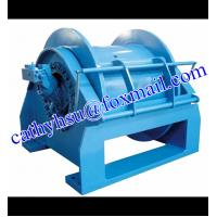 Wholesale custom built high power hydraulic winch marine winch from china suppliers