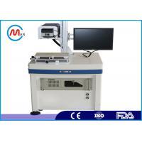Wholesale Flying non - metal material co2 laser marking machine for label with Raycus Laser source from china suppliers