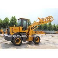 Quality SINOMTP T930L Wheel Loader With Yunnei  37Kw Engine 0.7-0.85m3 Bucket for sale