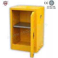 Wholesale Metal Chemical Flammable Solvent Storage Cabinet / Heavy Duty Lockable Storage Cabinet from china suppliers