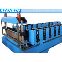 Wholesale Composite Steel Floor Deck Roll Forming Equipment with Manual Decoiler from china suppliers