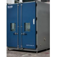 Wholesale Compact Walk In Test Chamber , Controlled Environment Chamber For Full Size Solar Panels from china suppliers