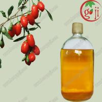Quality Factory Supply High Quality Goji Berry seeds oil/ Goji Oil/ Wolfberry OIl for sale