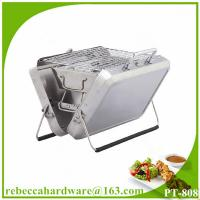 Charcoal BBQ grill Stainless Steel Portable BBQ Grill
