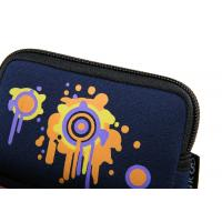 Environment Friendly Graphic Printing Small Neoprene Pouches Bag for iPad, Ipad 2, Camera