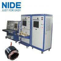 Wholesale Air Condition Motor Stator Testing Panel Equipment, stator tester machine from china suppliers