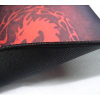 Quality Standard size 220*180mm natural rubber foam mouse pad for printing for sale