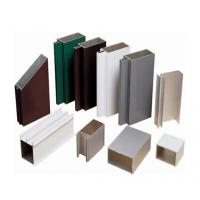 Wholesale Satin Anodized Aluminum Extrusion Profile , Construction aluminum extruded shapes from china suppliers