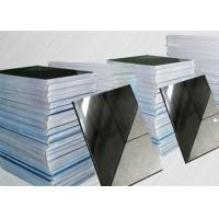 Wholesale A3 0.8mm Mirror/Matte Lamination Stainless Steel Plate / Sheet Card Making Materials from china suppliers