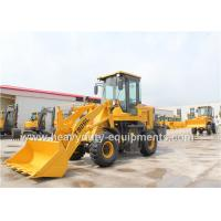 Quality SINOMTP T926L Wheel Loader With Long Arm Pallet Fork Grass Grapple for sale