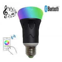 Wholesale MR RGBW LED Bluetooth Speaker Bulb Dimmable Multicolored Color Changing from china suppliers