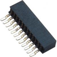 Buy cheap 1.0mm H=3.7 Female Header Connector Single / Dual Row Current  Rating 2.0AMP from wholesalers