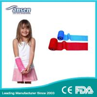 Wholesale Waterproof Arm and Leg Fracture Treatment Bandage Fiberglass Casting Tape Plaster Bandage from china suppliers