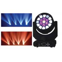 Wholesale RGBW 4 in1 LED Moving Head Light AC 110-240V 50-60HZ DMX512 RoHs from china suppliers