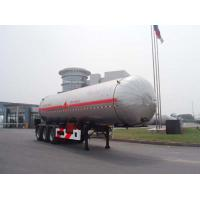Wholesale 40000L-3 Axles-Liquid Gas Lorry Tanker forLiquid Propylene oxide from china suppliers