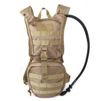Wholesale Tactical Hydration Pack Backpacklightweigh With 2.5L Bladder , Multifunctional water bag from china suppliers