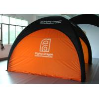 Buy cheap Inflatable Dome Tent Waterproof  Inflatable Camping Tent Inflatable Marquee from wholesalers