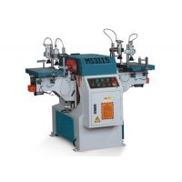Wholesale DOUBLE  MORTISING MACHINE / Numerical  Control Tenon machine / TENON MACHINE / Desk making machines from china suppliers