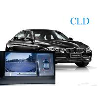 Buy cheap 360°Comprehensive View Monitor With 4 - Way Driving Record For Bmw x3, Bird View Parking System from wholesalers