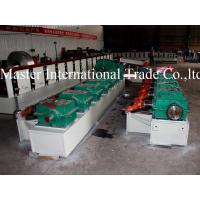 Wholesale Highway Guardrail Forming Machine Roll Former Machine 22kw + 22kw 2 Wave Speed from china suppliers