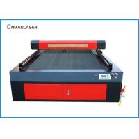Wholesale Double Head  Cnc CO2 Laser Cutting Machine 150w 180w For Diesel Jeans Acrylic Fabric from china suppliers