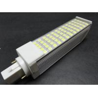 Buy cheap G24 / E27 11W AC100 - 245V 160 * 40mm 2700 - 8000K LED Plug Light for Restaurant, Hotel from wholesalers