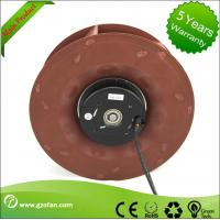 Wholesale DC Centrifugal Impeller Fan / 24V DC Blower Fan Backward Curved For Air Circulation from china suppliers