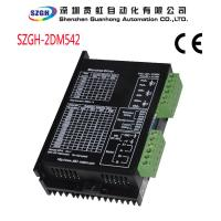 Wholesale DC 24 - 48 V With Extra Low Noise Digital 2 Phase Stepper Motor Driver from china suppliers